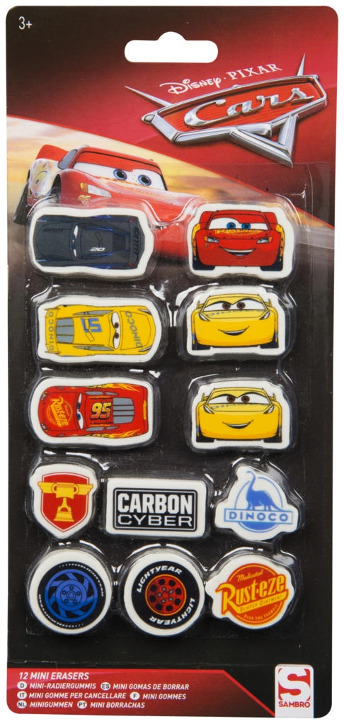 Cars Suddgummin 12-pack