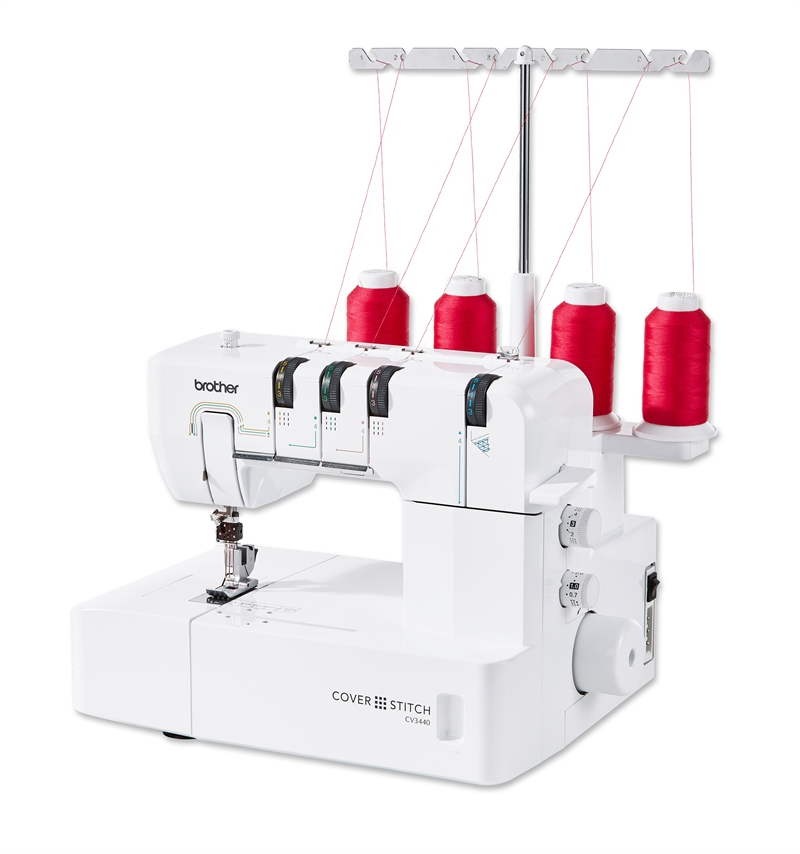 Brother CV3440 Coverstitch