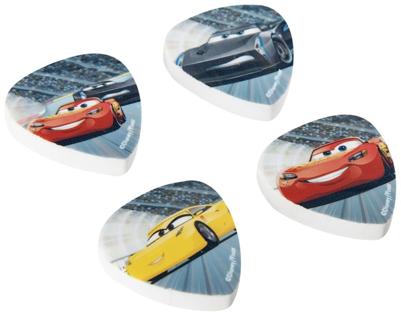 Cars Suddgummin 4-pack