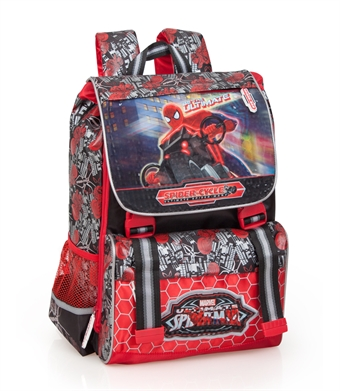 Spiderman expanderbar ryggsäck 5b028786a0c6d