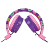Trust Comi Kids Bluetooth-headset Lila