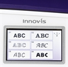 Brodyrmaskin Innov-Is NV-800e + Dataprogram